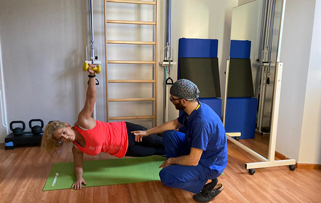 Fisioterapia Como Spine Health